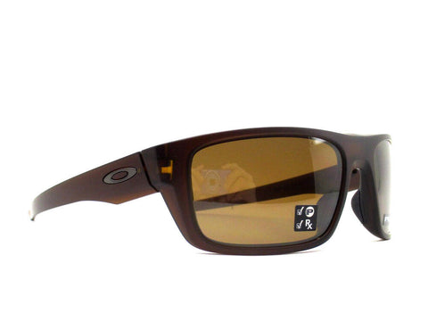Oakley Sunglasses Drop Point Matte Rootbeer Prizm Tungsten Polarized - Model 0OO9367-0760 - New