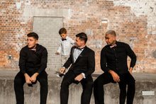 Load image into Gallery viewer, Kids Le Noir Bow Tie