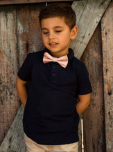 Load image into Gallery viewer, Kids Le Rose Bow Tie