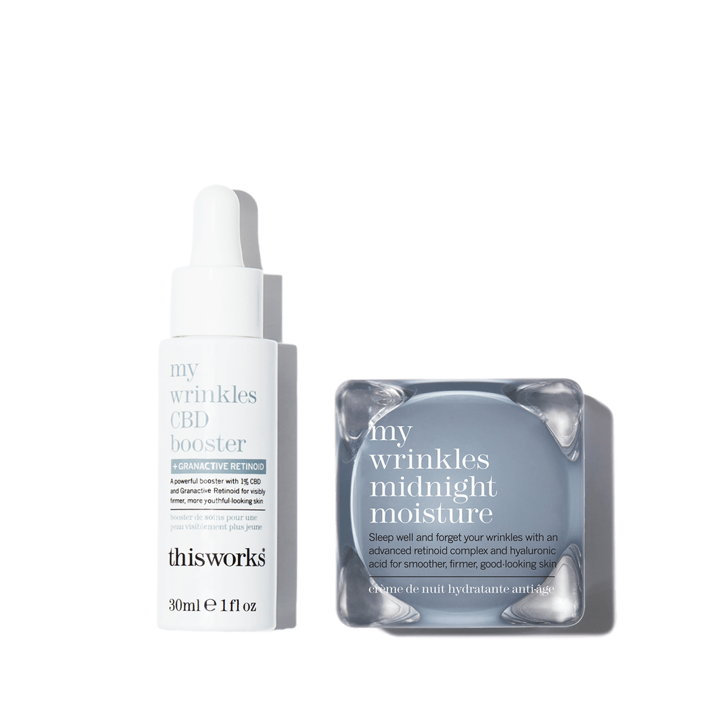 revitalise & nourish CBD kit