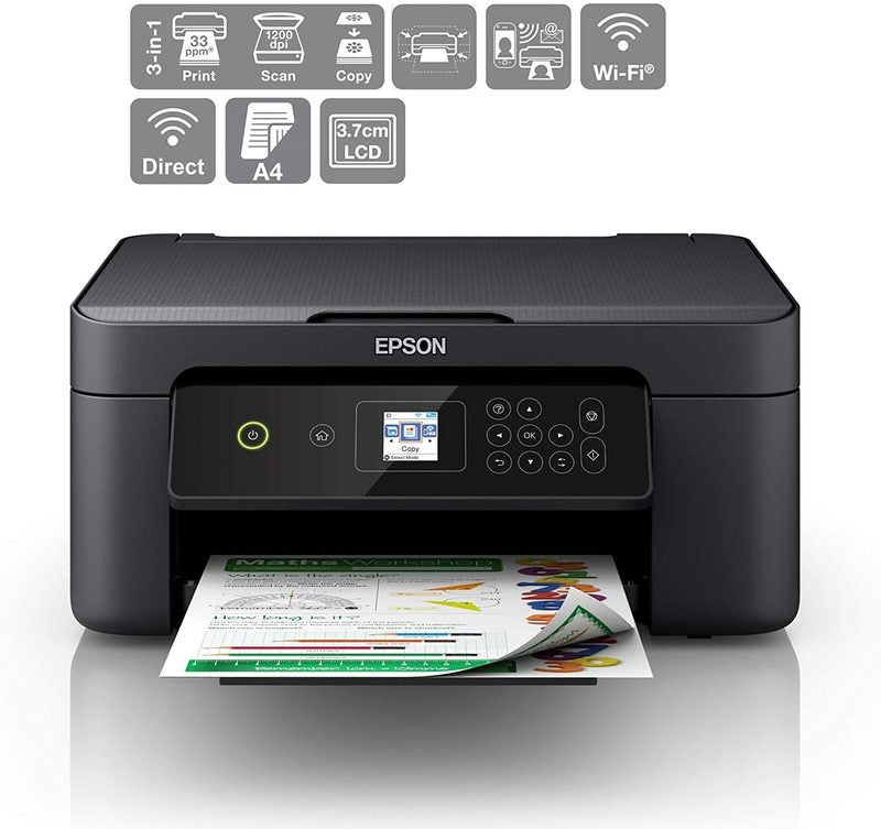 XP 3100 Wireless Inkjet 3-in-1