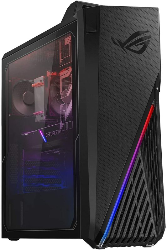 ROG Gaming Desktop | Ryzen 7 3700X, GTX 1650 4GB, 8GB, 512G PCIe SSD | G15DH-UK083T