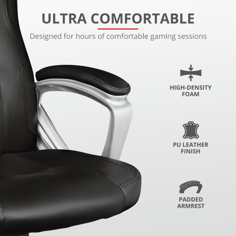 GXT 705 Ryon Gaming Chair | Black