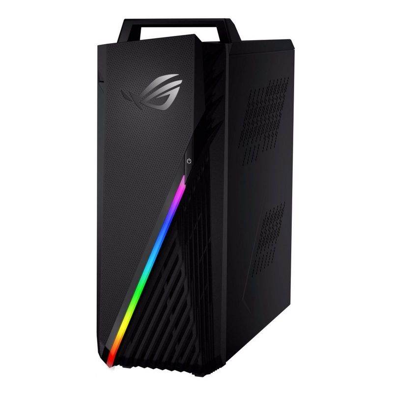 ROG Strix GT15 Gaming Desktop | Core i5 10-400F, GTX 1660 Super 6GB, 8GB, 256GB PCIe SSD + 1TB HDD | GT15CK-UK004T