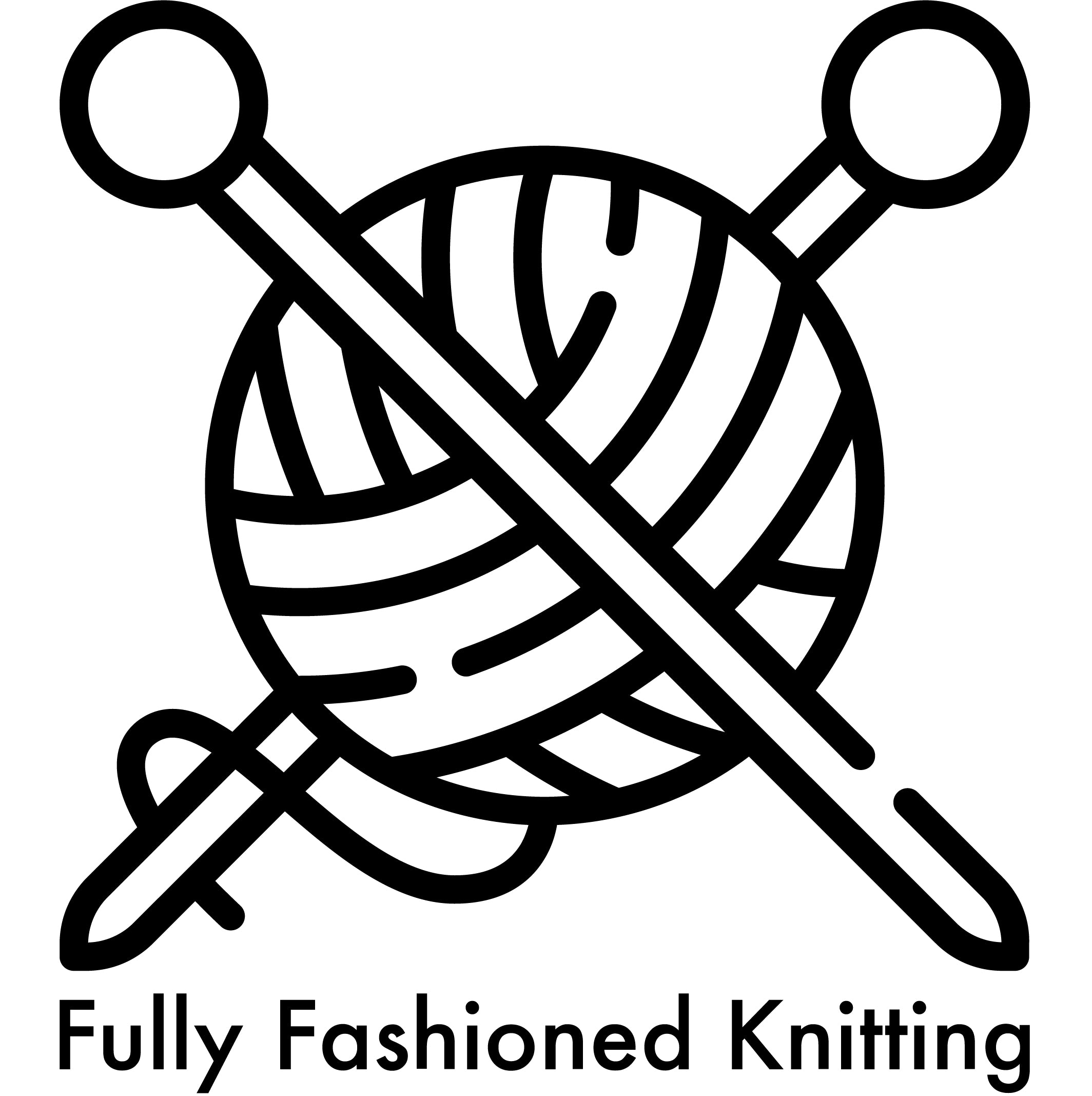 Fully Fashioned Knitting
