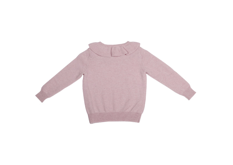Girls Cashmere Jumper/ Sweater