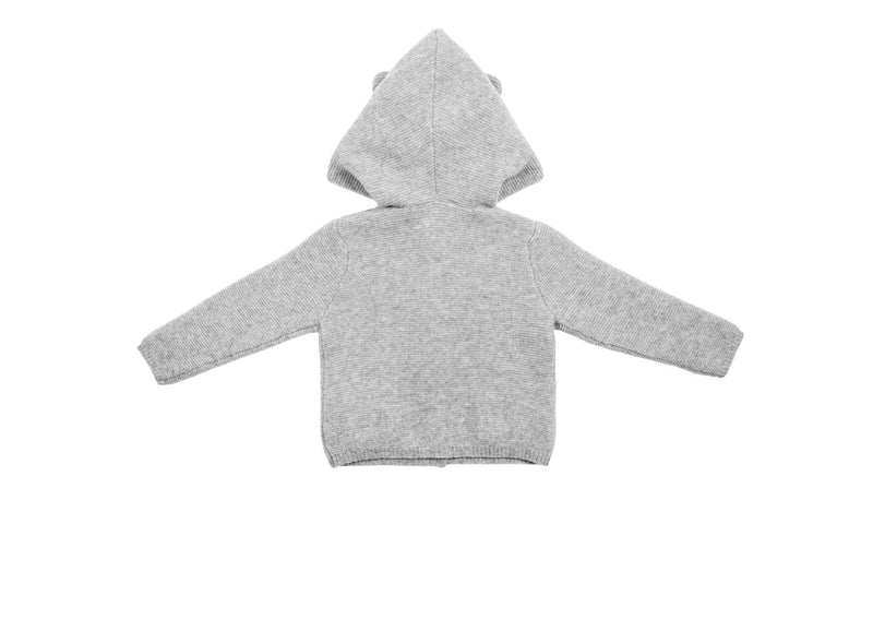 Cashmere Bear Hoodie