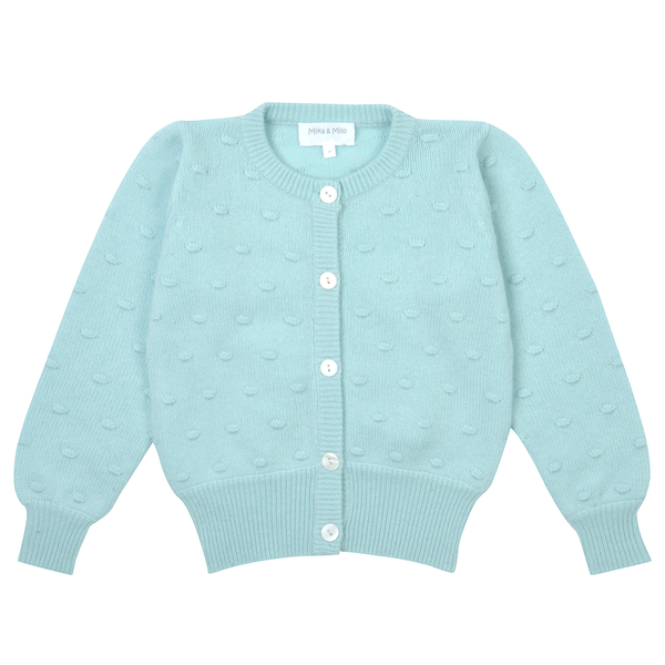 Cashmere Girls Cardigan