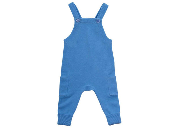 Boys Cashmere Dungarees