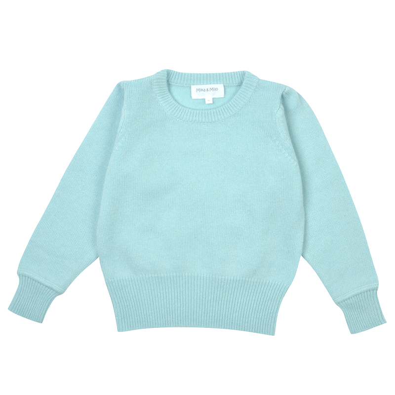 AW20 Puff Sleeve Jumper