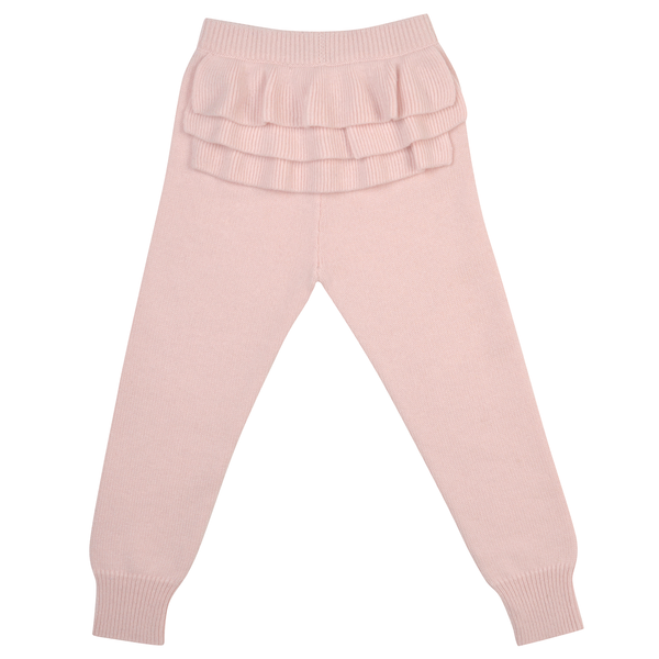 Girls Cashmere Pants