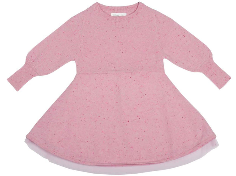 AW20 Candy Floss Swing Dress
