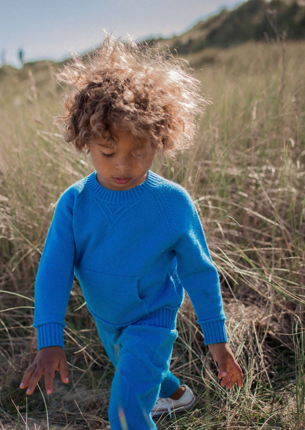 AW20 Boys Raglan Jumper
