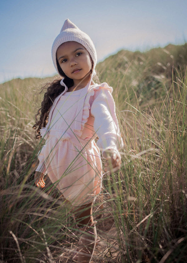 Girls Cashmere Bonnet