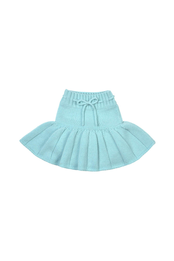 Girls Cashmere Skirt