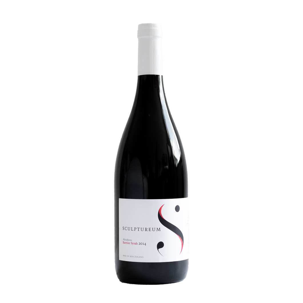 Barrier Syrah 2014