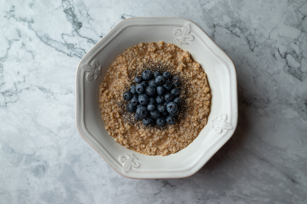 MADAME BLUEBERRY OATS