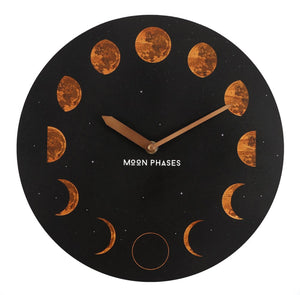 Moon Phases Clock