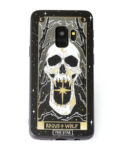 The Star Tarot Phone Case - Mirror Gold Details