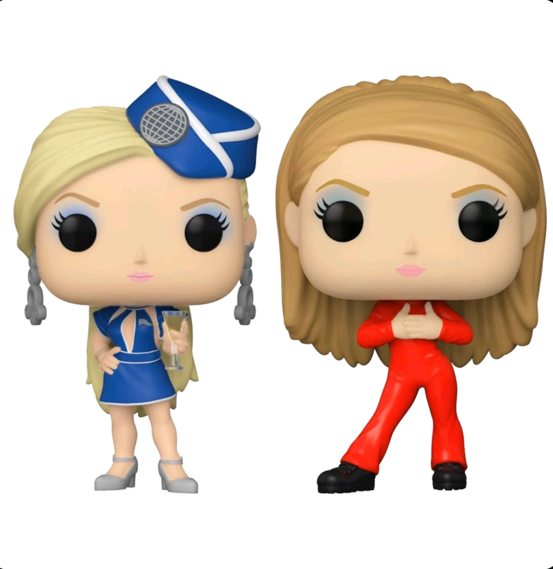 Britney Spears Pop Vinyl 2 Pack