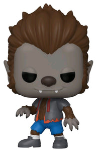 Bart Werewolf NYCC 2020 US Exclusive Pop! Vinyl