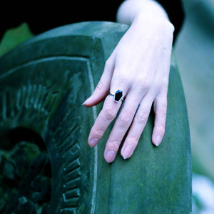 CRYPT COFFIN RING