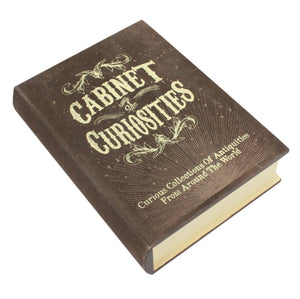 Curiosities Storage Book Box