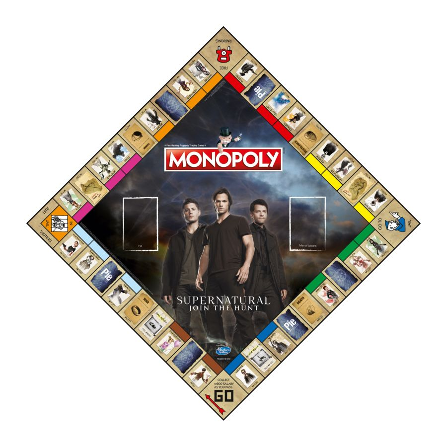 Monopoly - Supernatural Edition