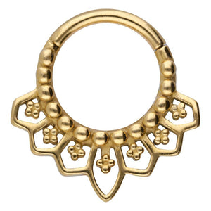 Cathedral Septum Clicker