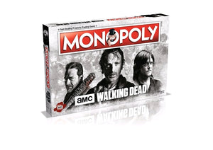 Monopoly - The Walking Dead AMC Edition