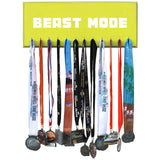 BEAST MODE - Medal Display Holder Rack