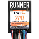Running Medal Display - Best Gift for Runners