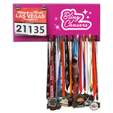 Bling Chasers - Medals and Bib Hanger
