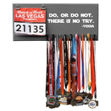 Gifts For Runners - Do Or Do Not There Is No Try - Yoda