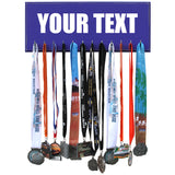 Custom Medal Hanger - CREATE YOUR OWN TEXT