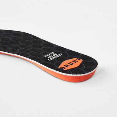 Triple-Layer Comfort Insole