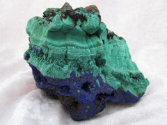 Bisbee Azurite and Malachite Specimen - SOLD - Bisbeeborn - 1