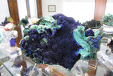 Azurite and Malachite -SOLD - Bisbeeborn - 2