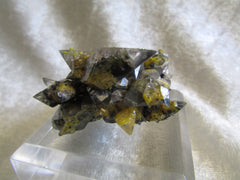 Calcite with Orpiment - Bisbeeborn - 1