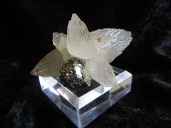 Calcite with Pyrite - SOLD - Bisbeeborn - 1