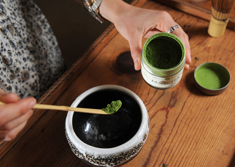 The Kitchn thinks Mizuba is the Best Place to Shop Matcha Online