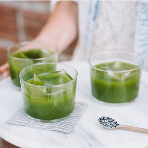 Matcha + Mint and Mirth = Cocktail Recipes!