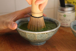 Tea For Me Please: Review on Daily Mizuba Matcha