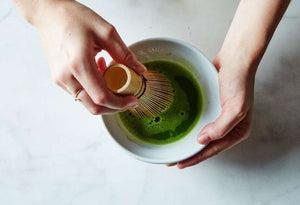 Mizuba Matcha on SFGate and Food52