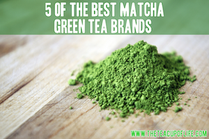 Mizuba Named Top Five Best Matcha Brand