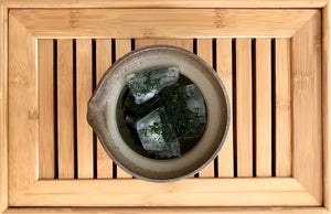 How to ice brew Japanese Green Tea