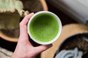 Pure Japanese Matcha Green Tea