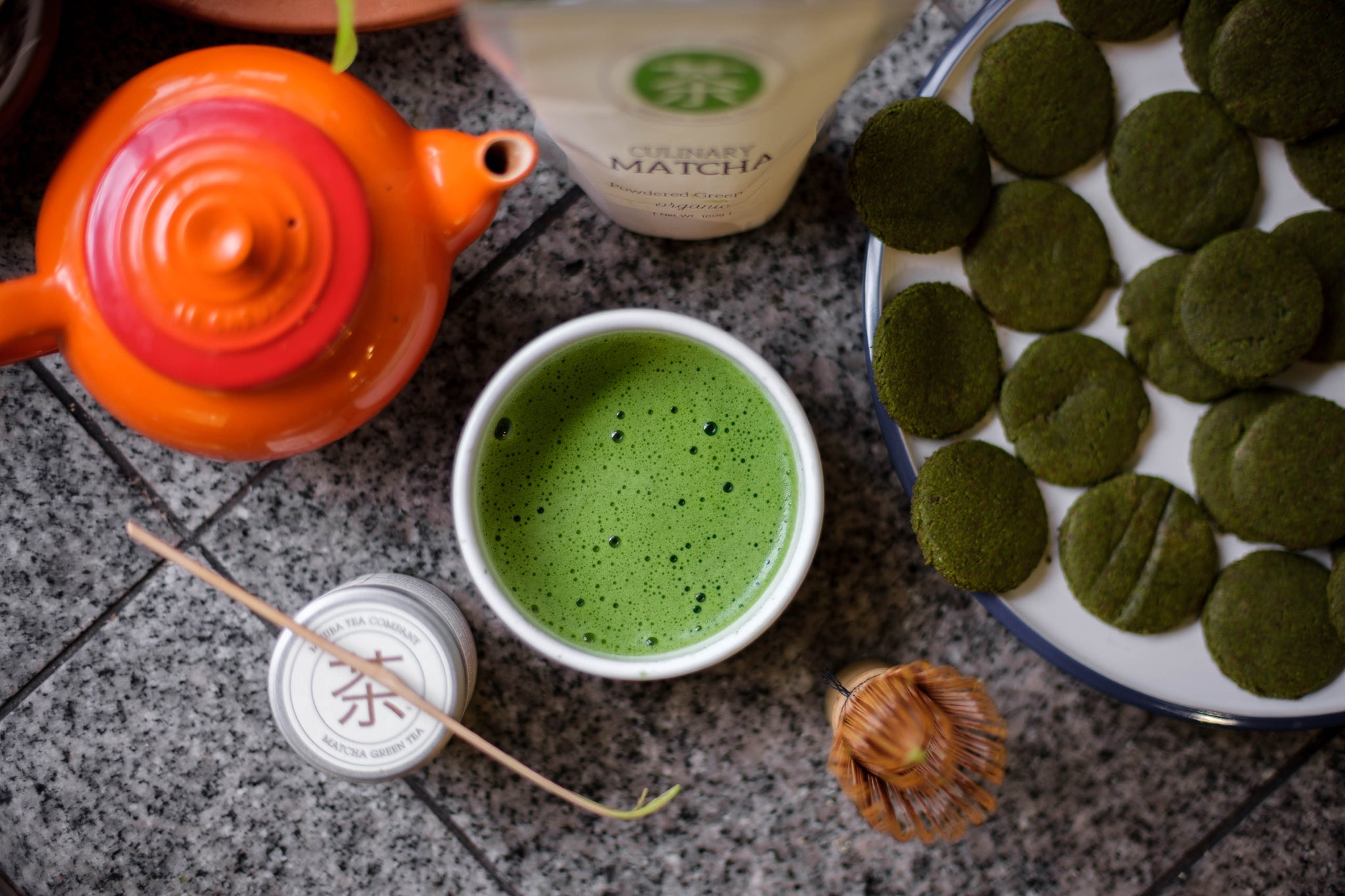 What is the difference between ceremonial and culinary matcha?