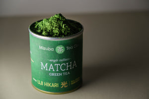 Single Cultivar Uji Hikari Japanese Matcha Green Tea