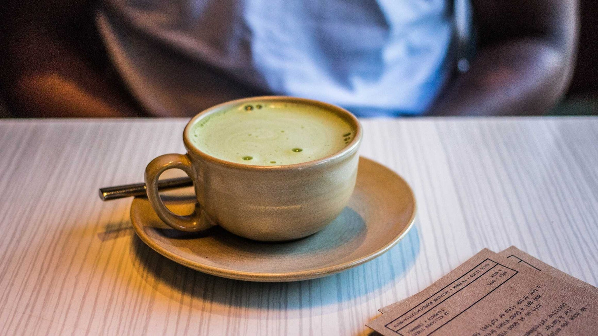 Why You Should Warm Up to Matcha